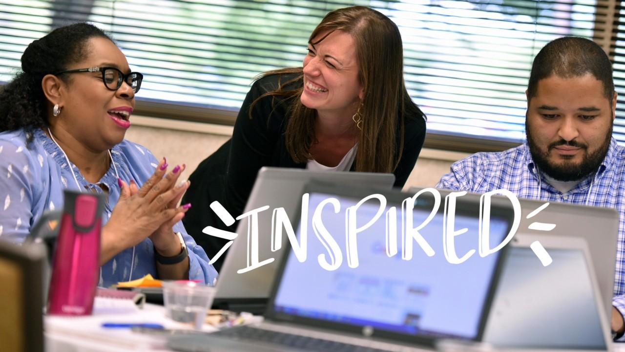 inspired teachers