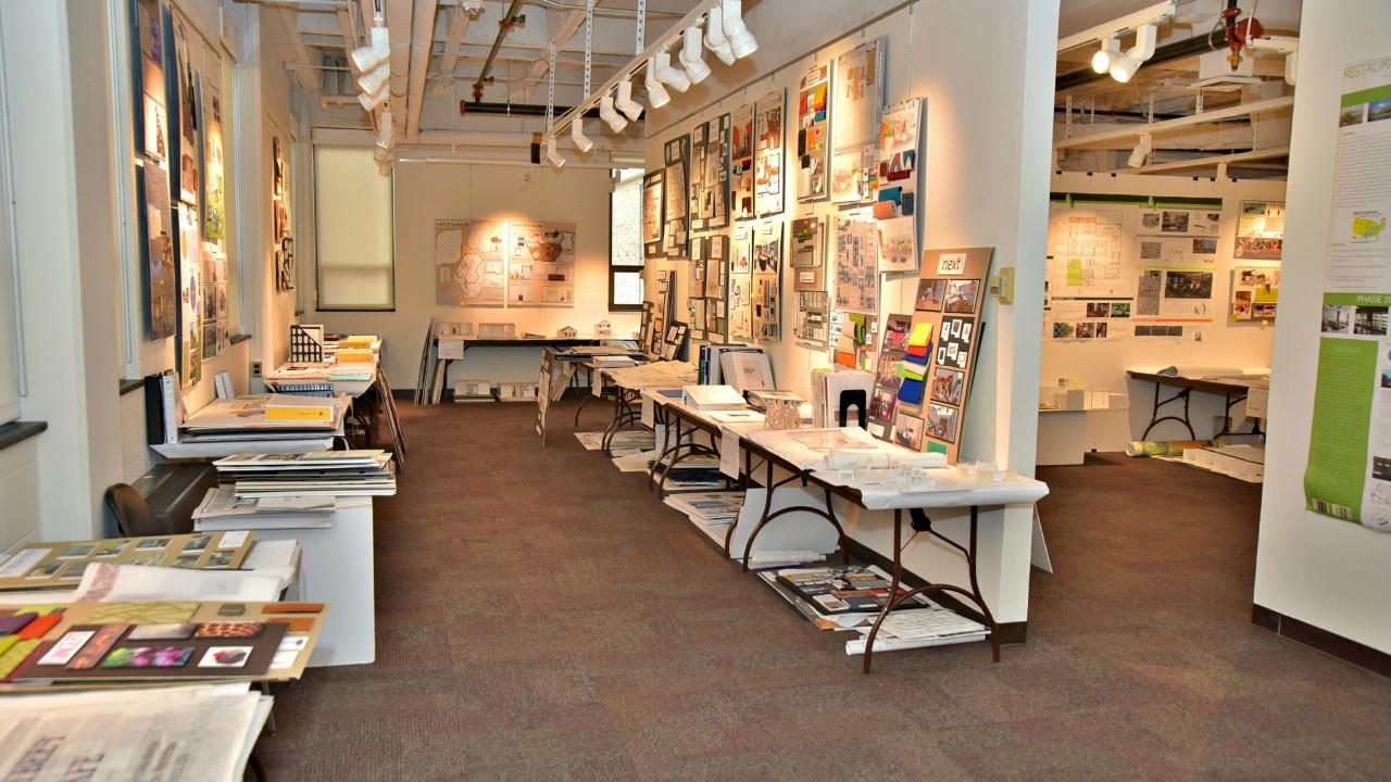 Still image of interior design studioInter