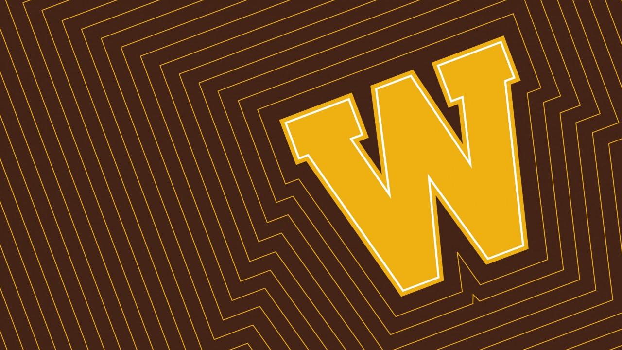 """strike gold"" W logo"