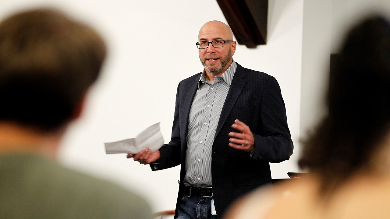 """Jay Baruch talks about """"Why Doctors Must Be Creative"""" at WMed on Sept. 14"""