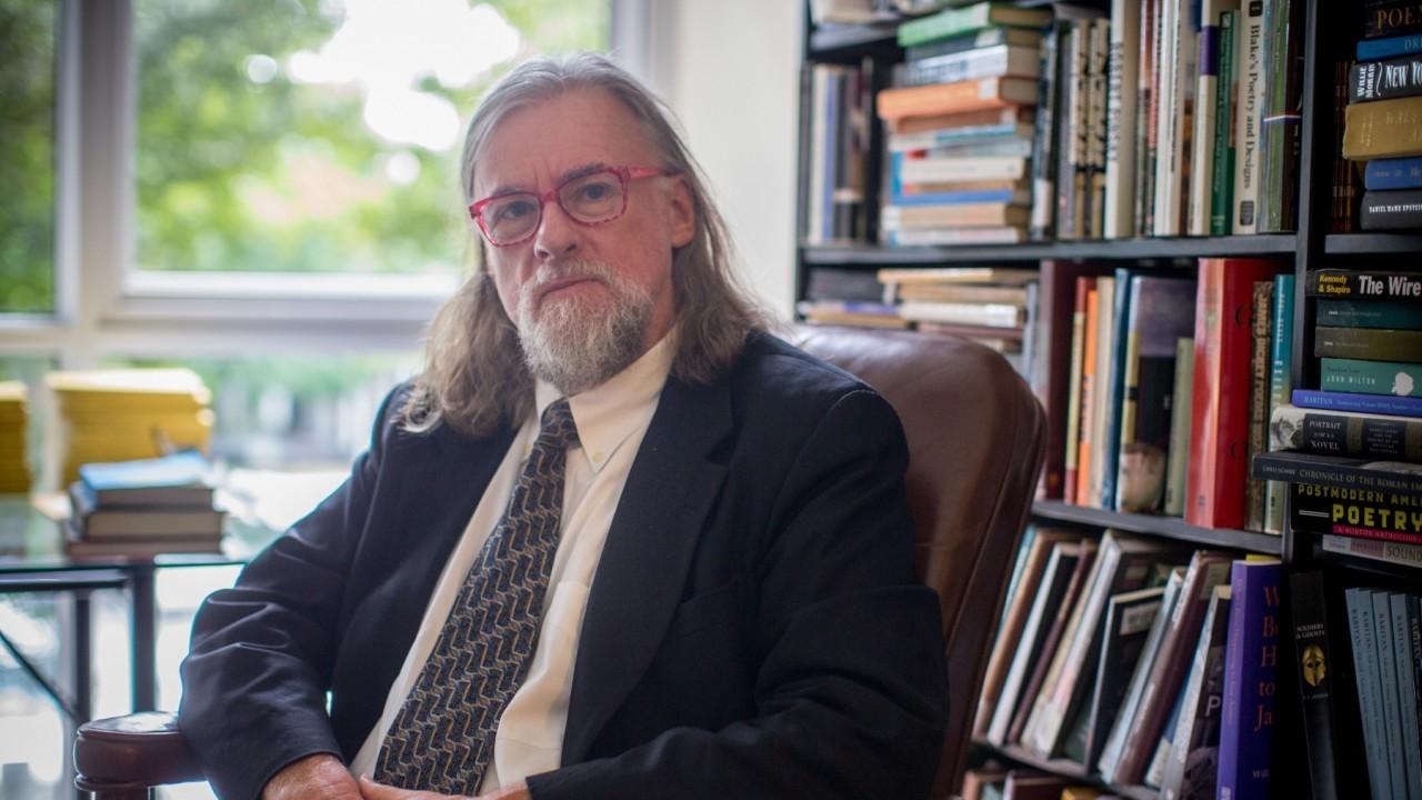 "Mark Edmundson speaks ""In Defense of Ideals"" on September 28 at 7 p.m. in 3502 Knauss Hall"