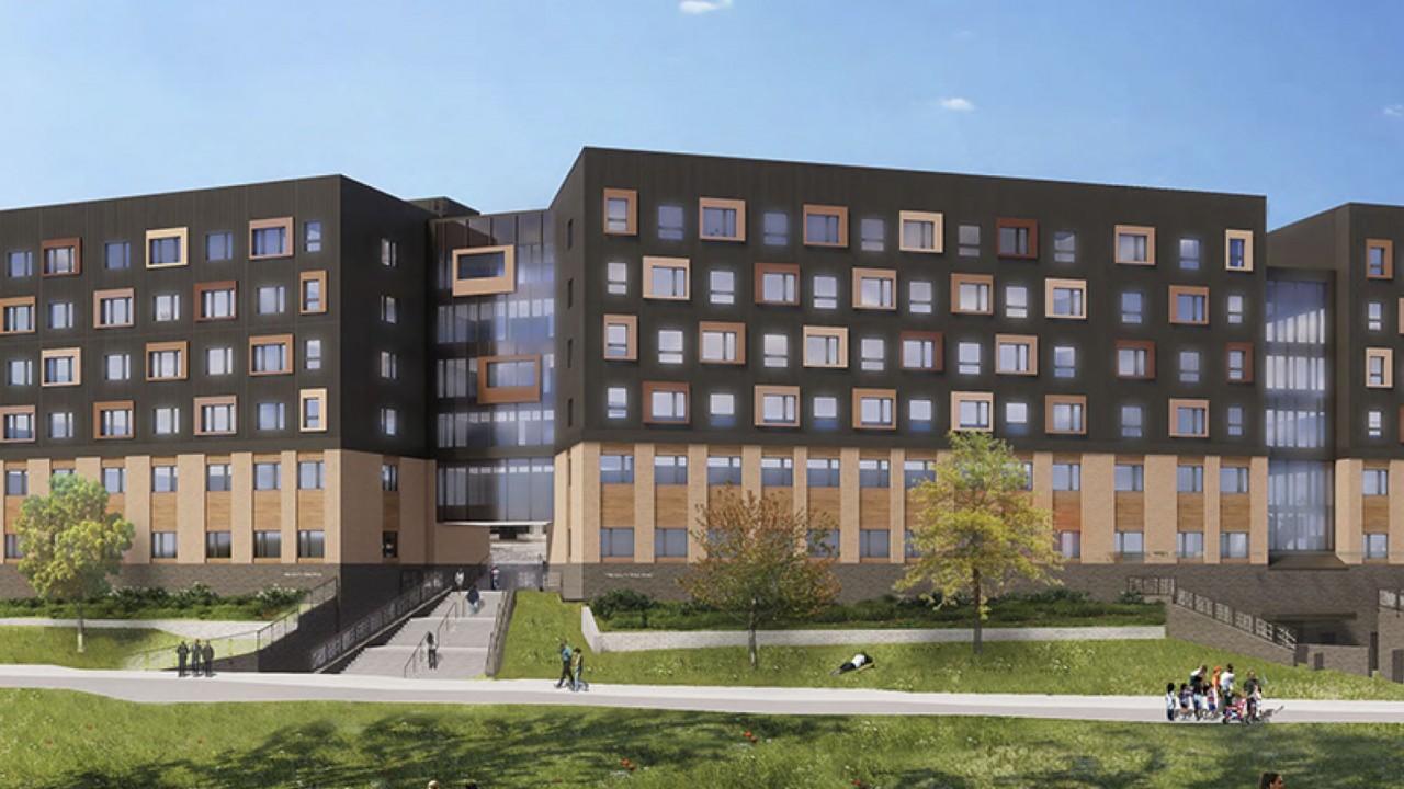 Arcadia Flats Housing Complex