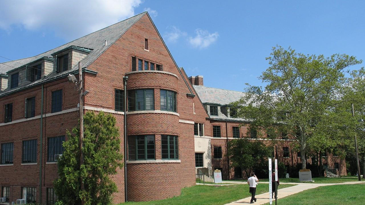 Elegant Photo Of Spindler Hall