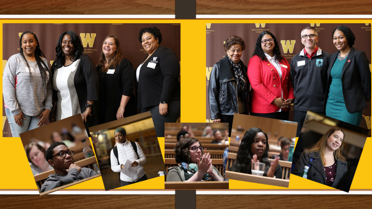 Photos from Fall 2019 Student Success Summit