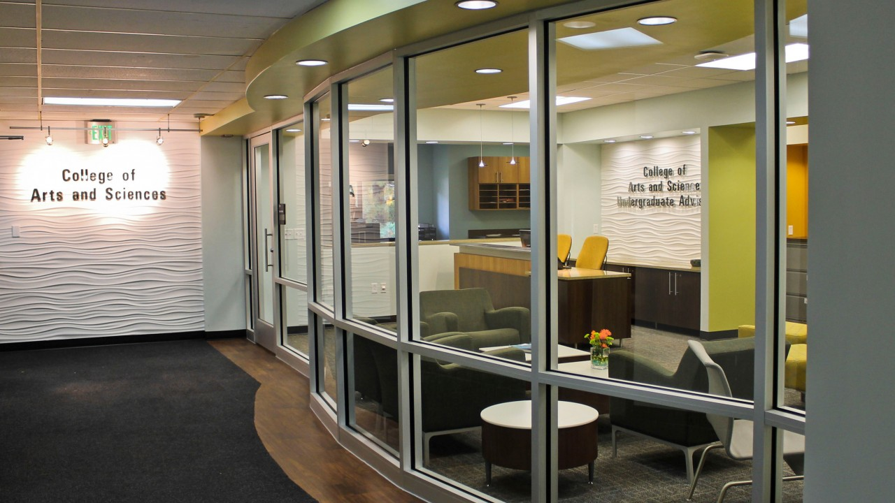 College of Arts and Sciences advising office