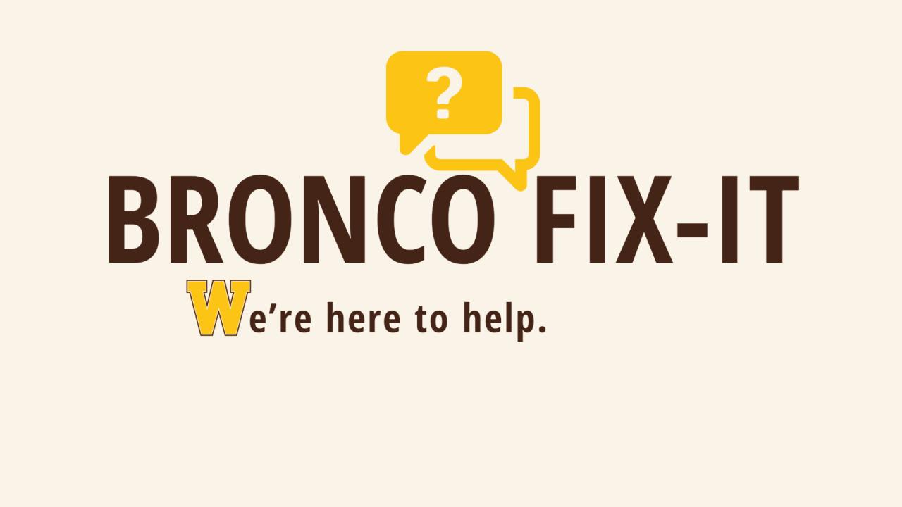 Submit a maintenance, landscape or custodial service request