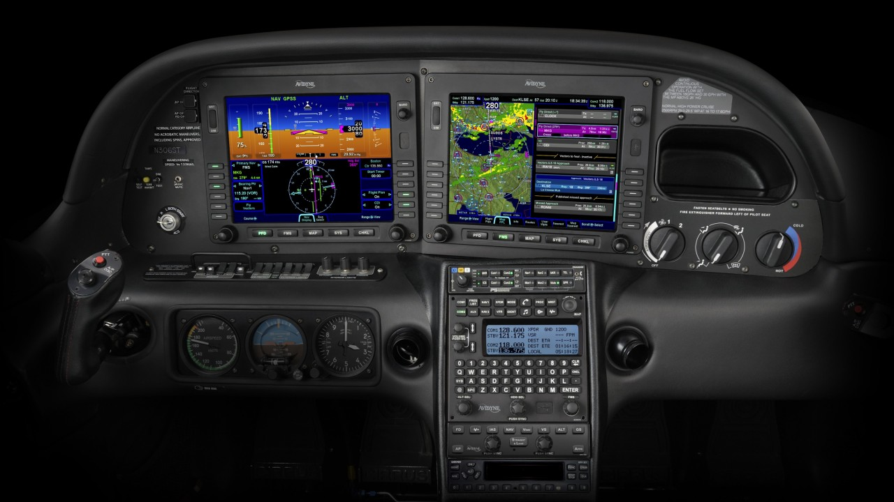 WMU Avionics Used to Train Professional Pilots