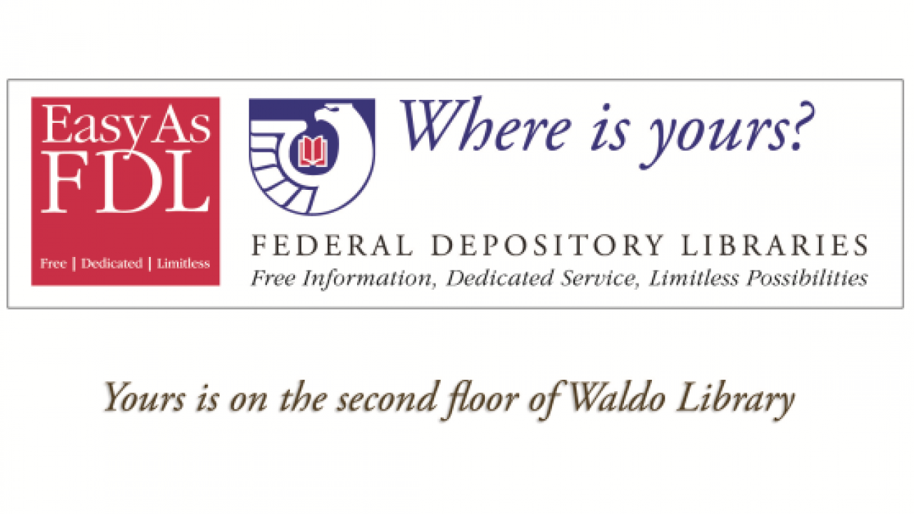 Federal Depository Libraries