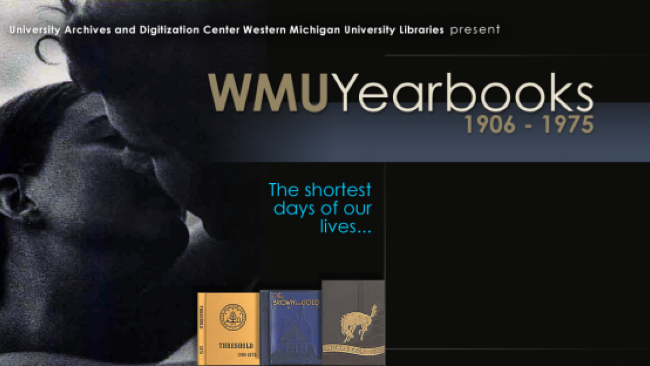 Yearbooks of Western Michigan University