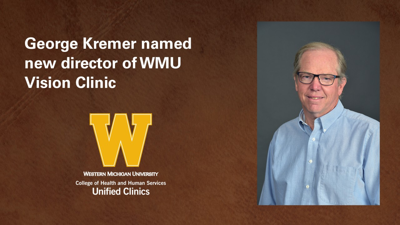 Kremer named director of Vision Clinic