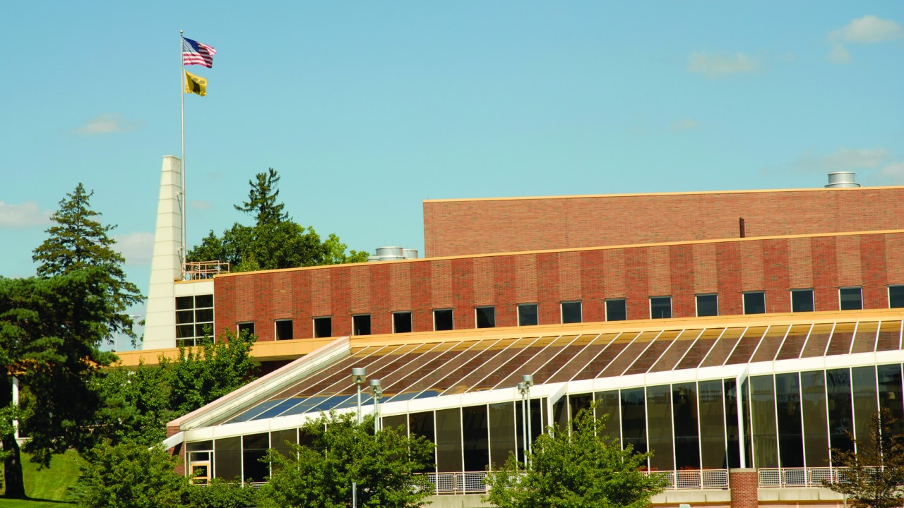 Student Recreation Center Building