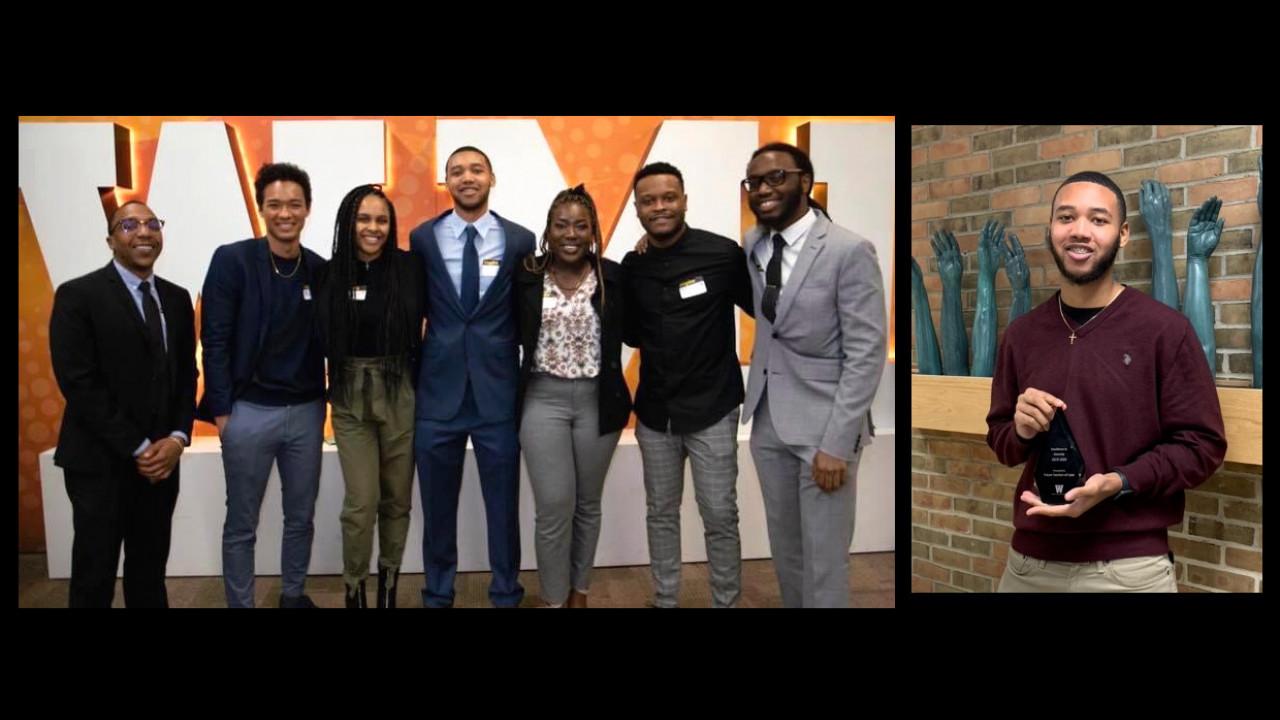 WMU'S 2020 award recipient - Future Teachers of Color