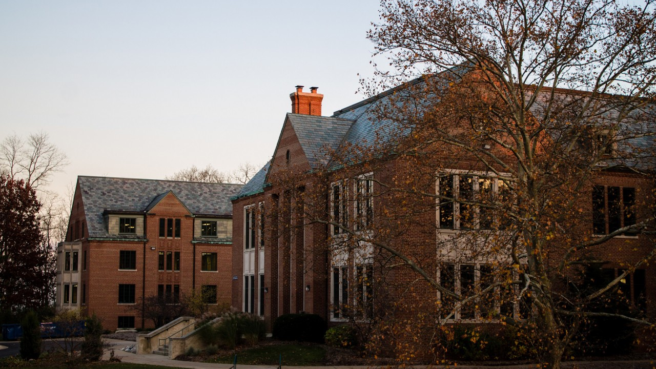 Image of Walwood Hall on WMU's East Campus.