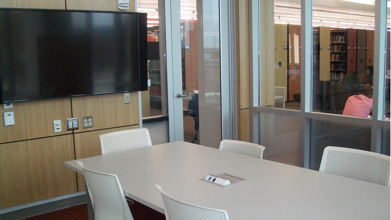 Sangren Group Study Room