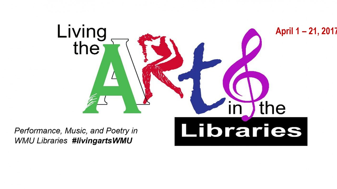 Image for Living the Arts in the Libraries 2017