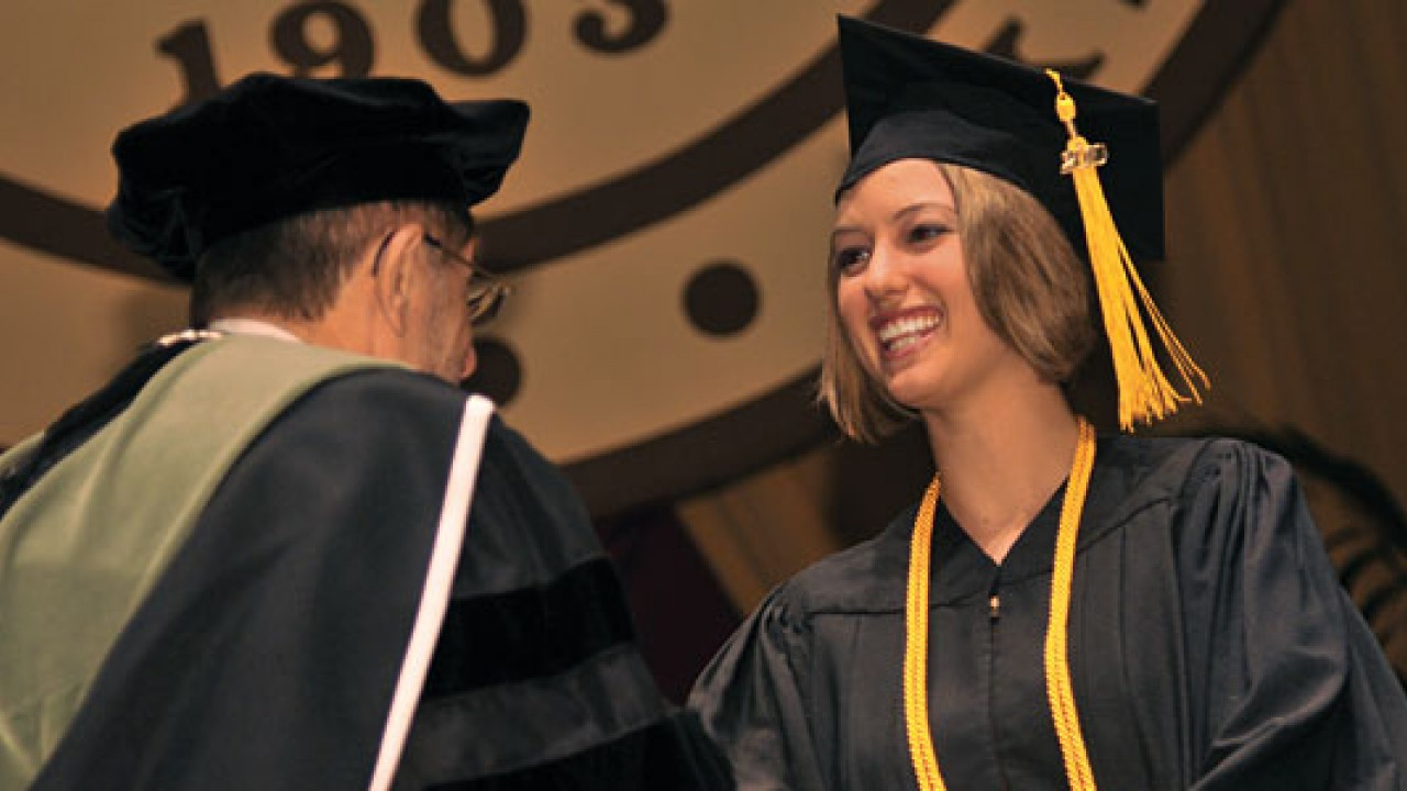 WMU granted degrees to nearly 1,500 students during summer commencement ceremonies