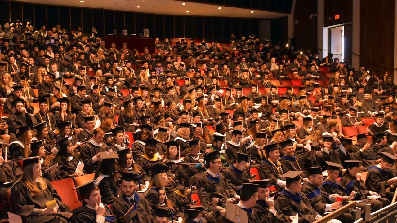 Commencement | Western Michigan University
