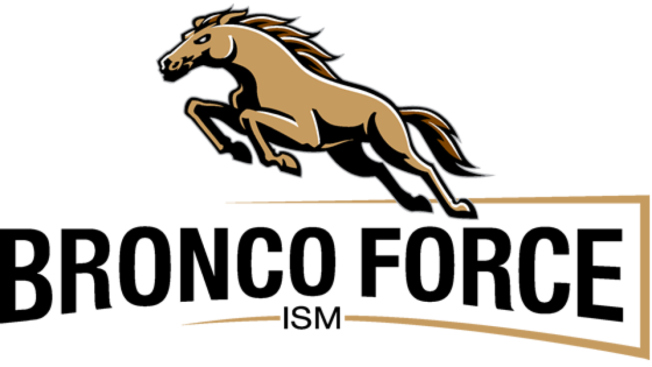 Bronco Force logo