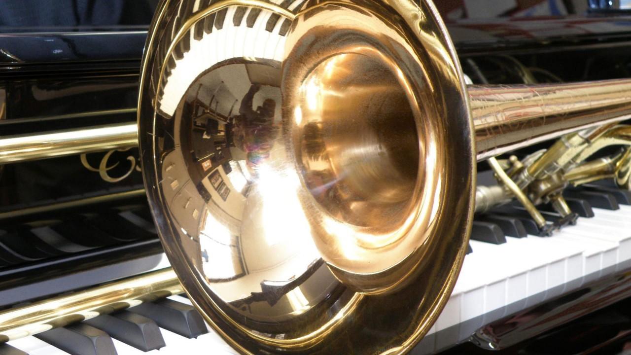 Trombone and piano