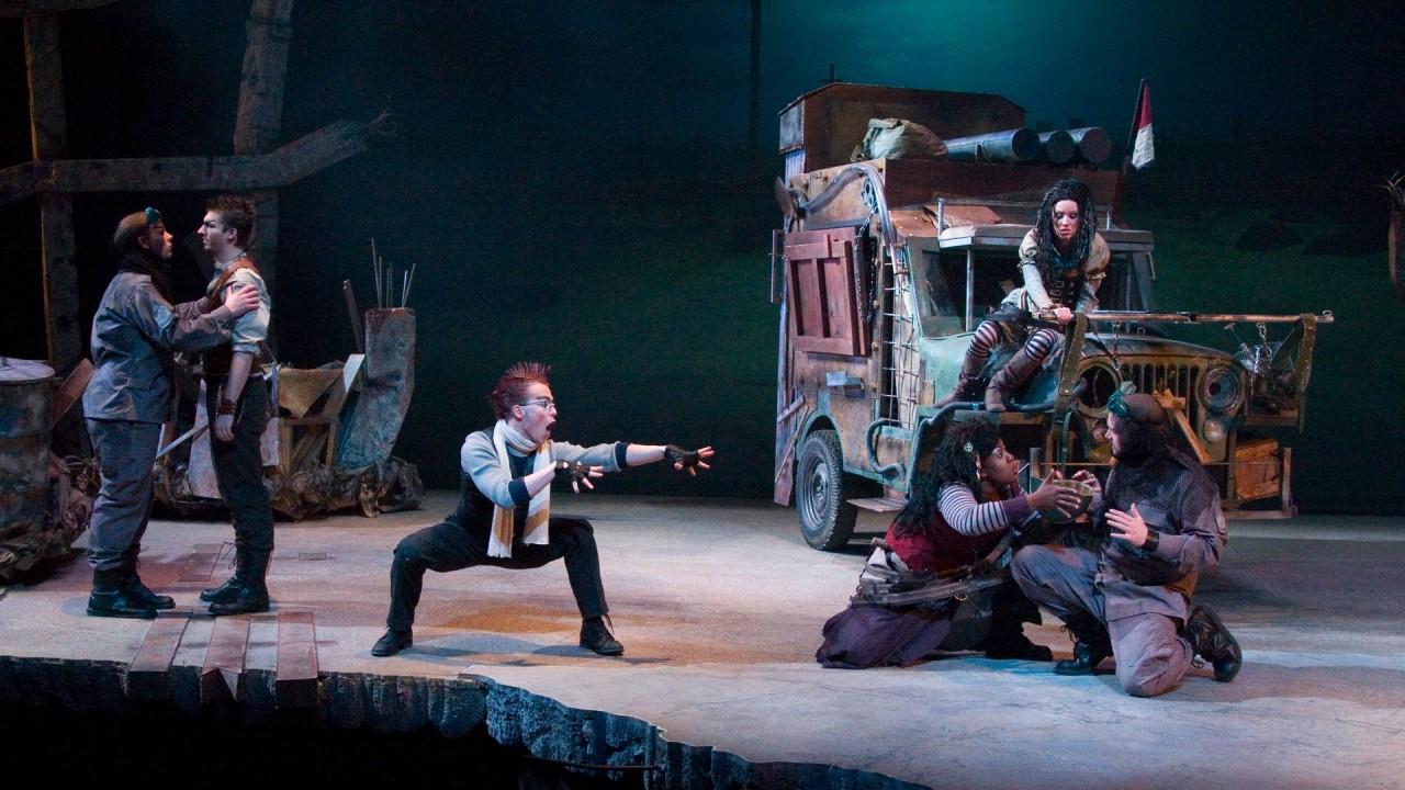 Acting | Department of Theatre | Western Michigan University
