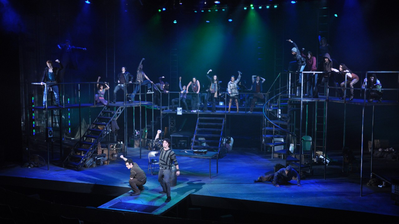 Stage production