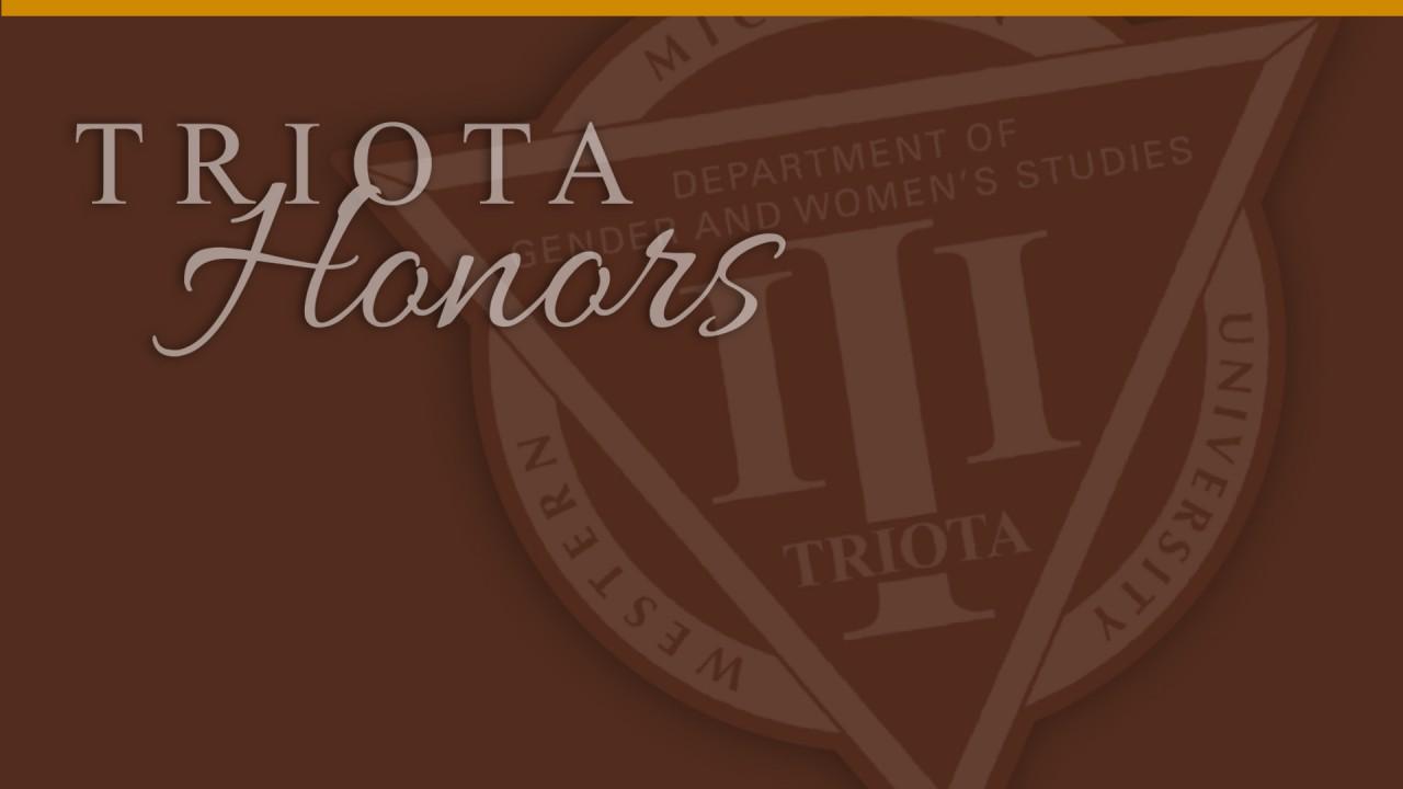 Triota Honors