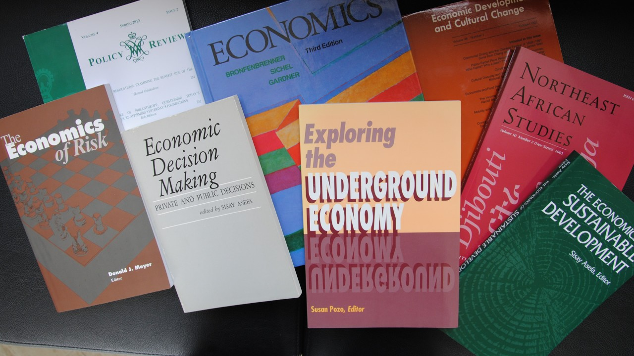WMU faculty publications.