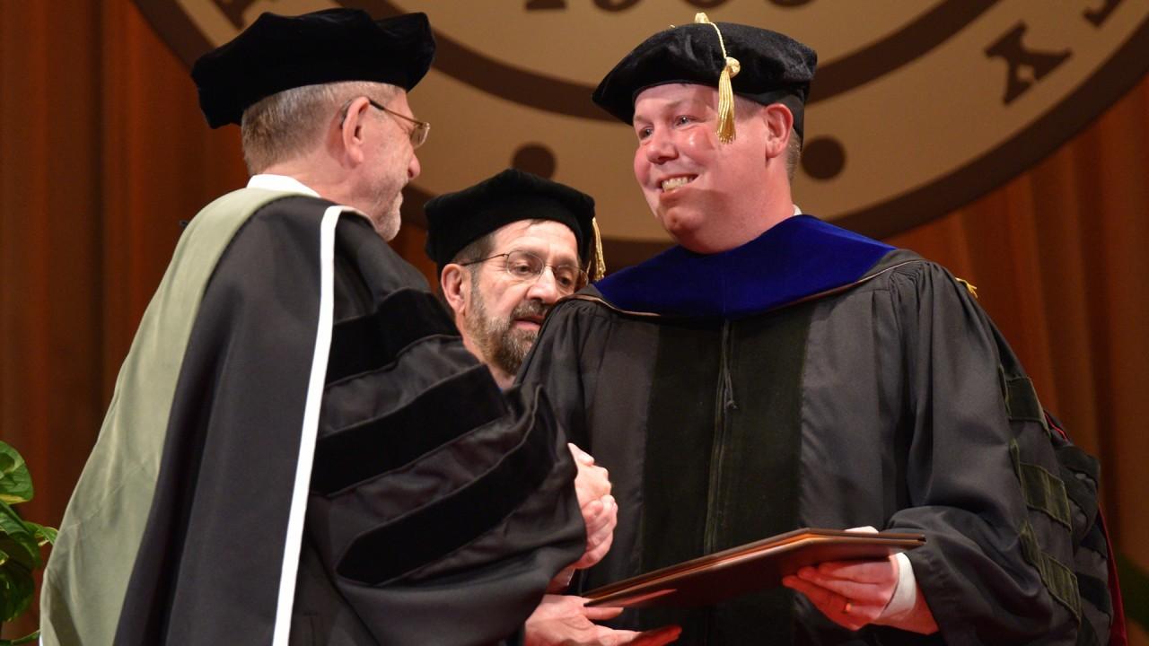 Andrew Verheek, Ph.D.