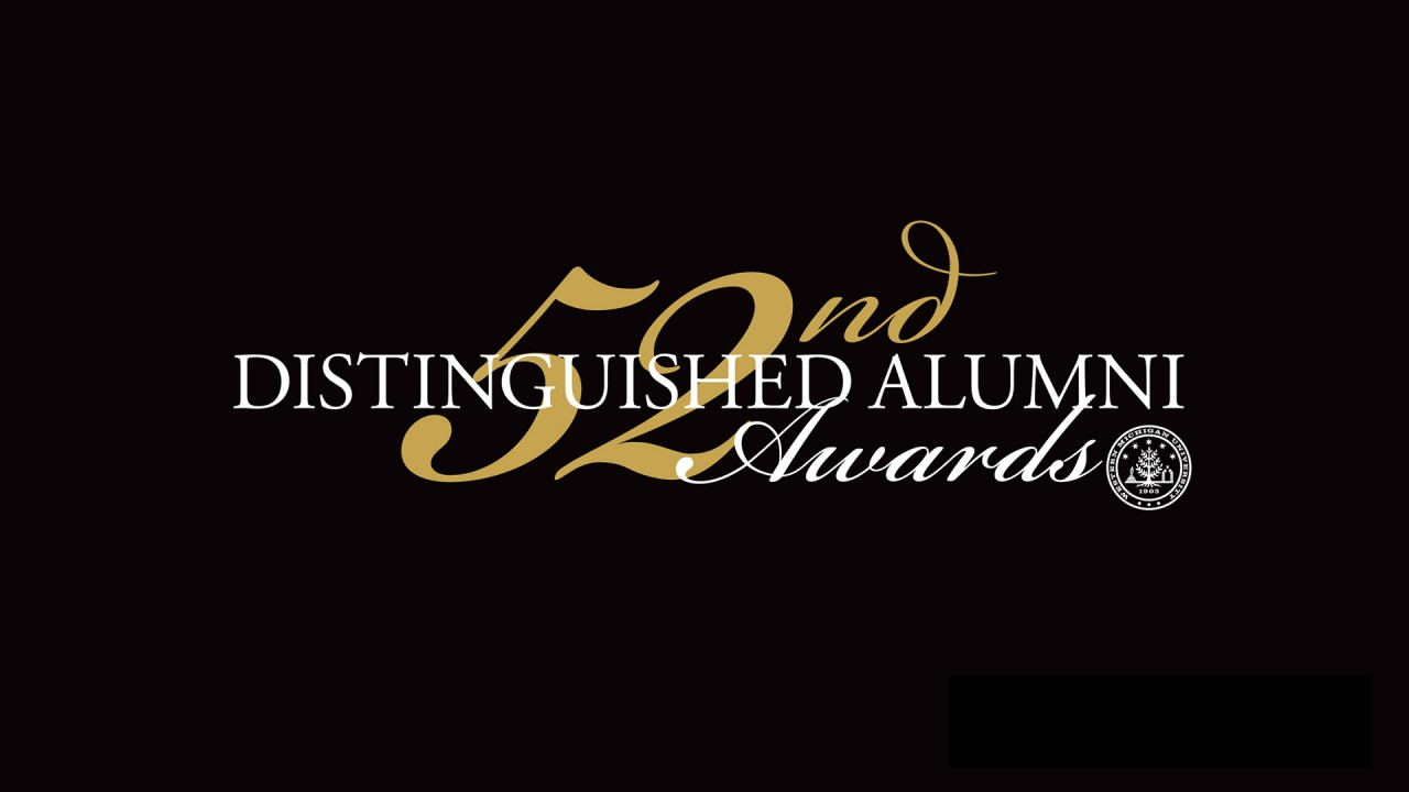 Distinguised Alumni