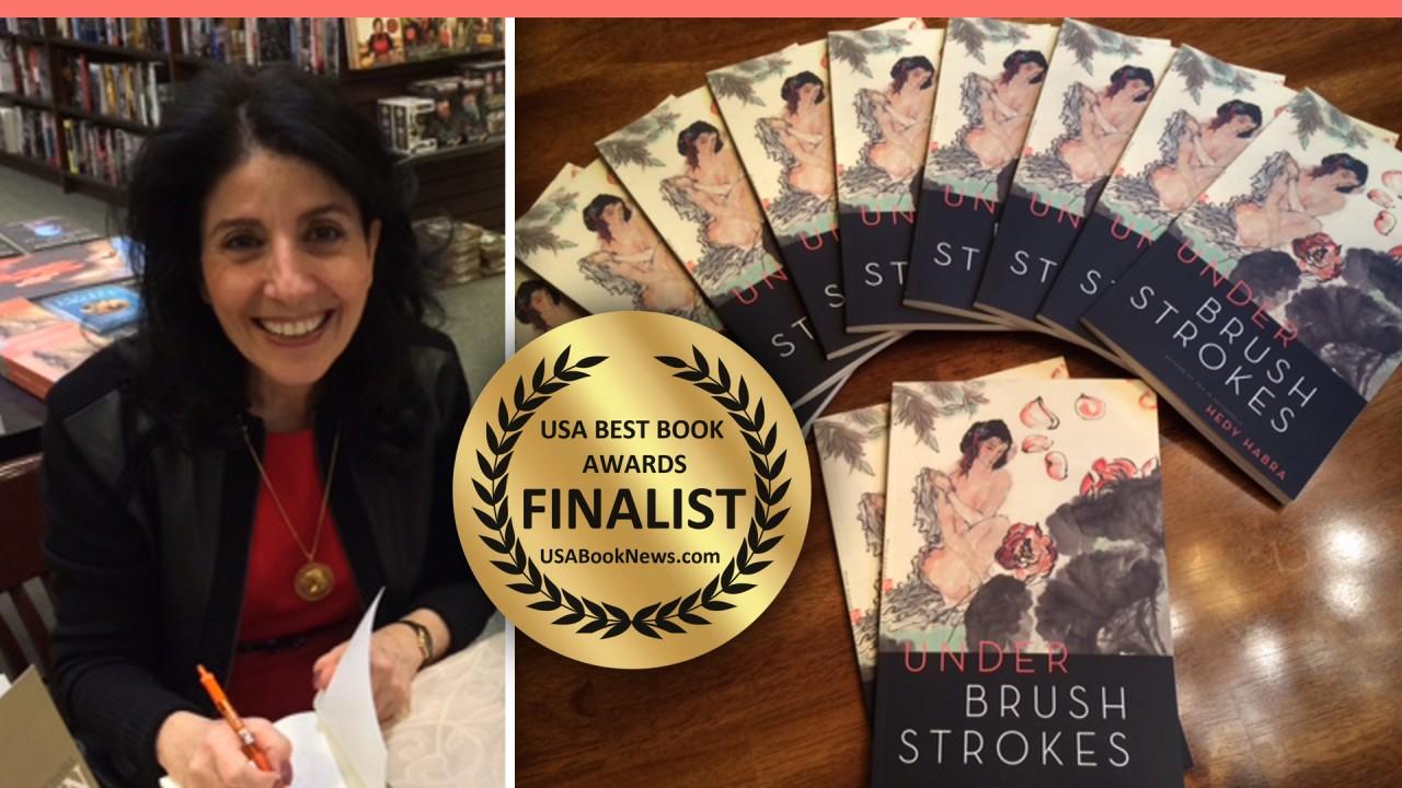 Dr. Hedy Hebra, USA Best Book Awards Finalist