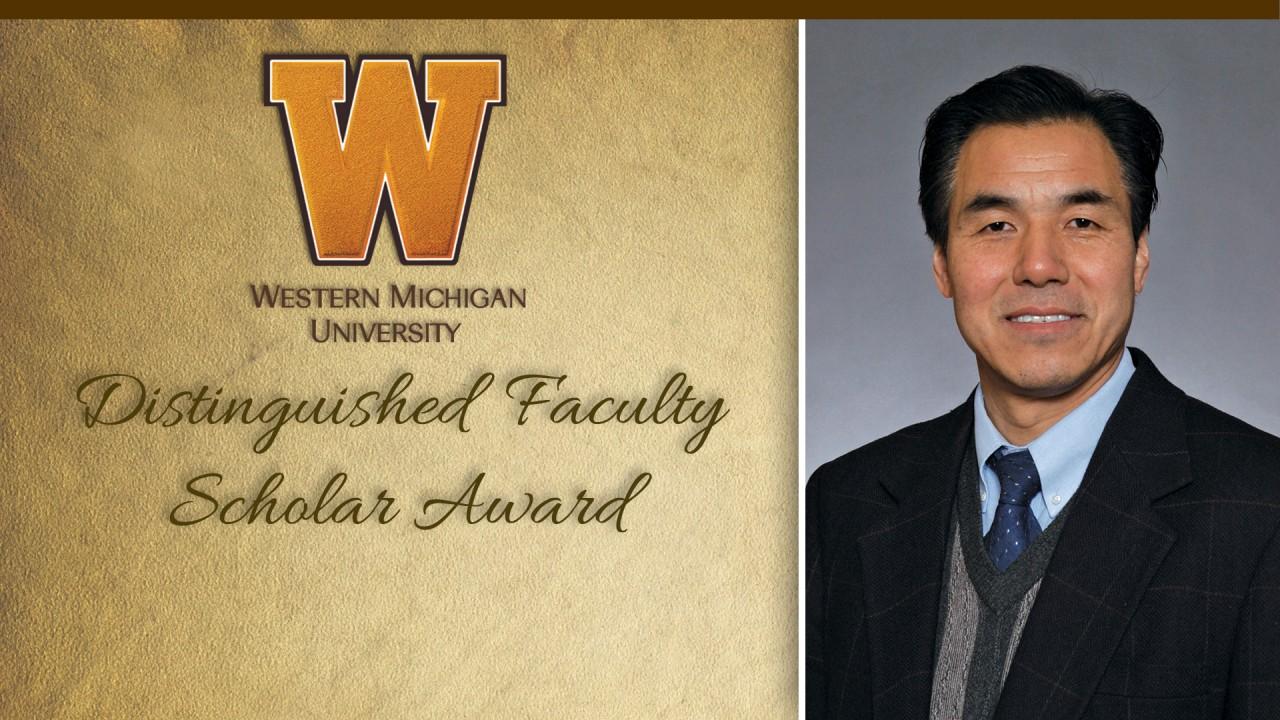 Chansheng He, Distinguished Faculty Scholar Award