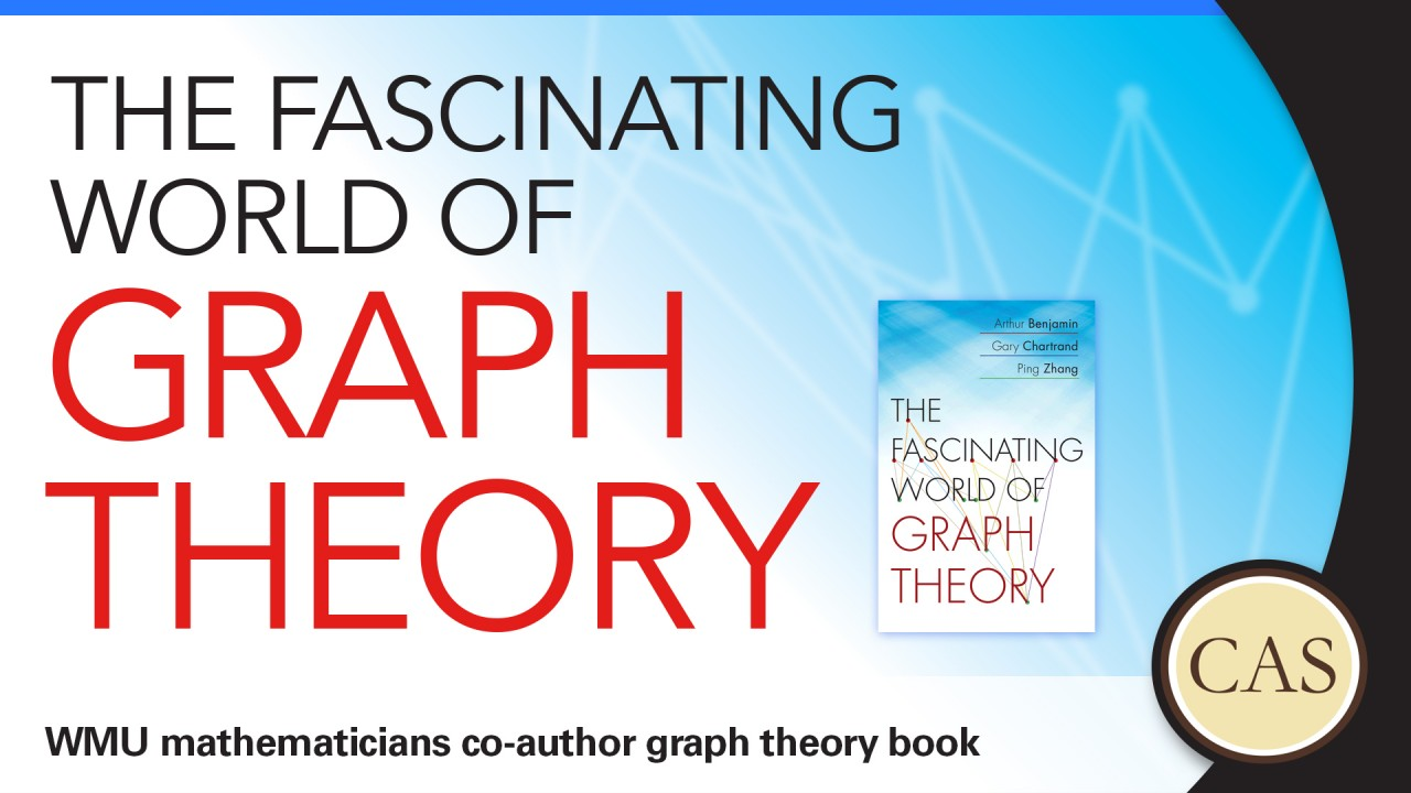 WMU mathematicians co-author graph theory book