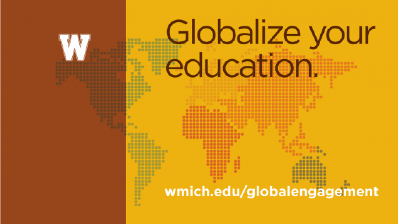 Globalize your education