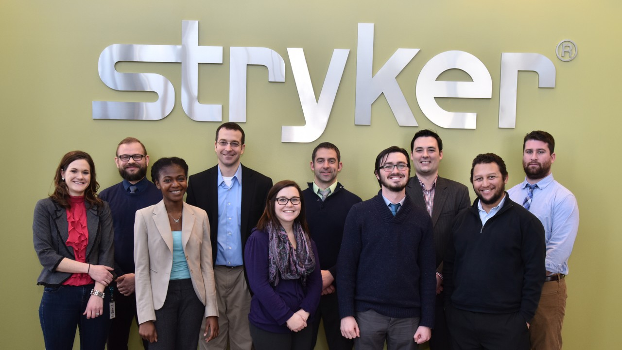 Students at Stryker