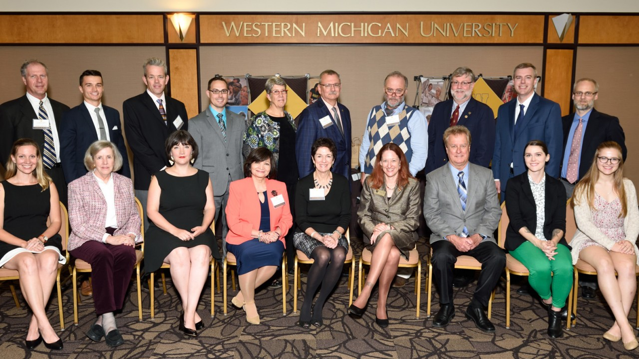 2016 College of Arts and Sciences Distinguished Alumni