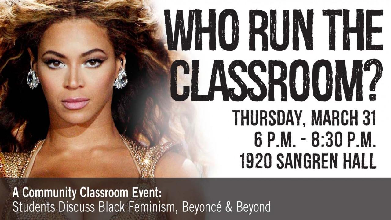 Who Run the Classroom?