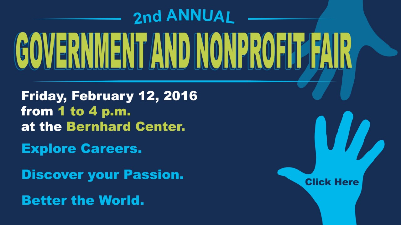 Government and nonprofit fair