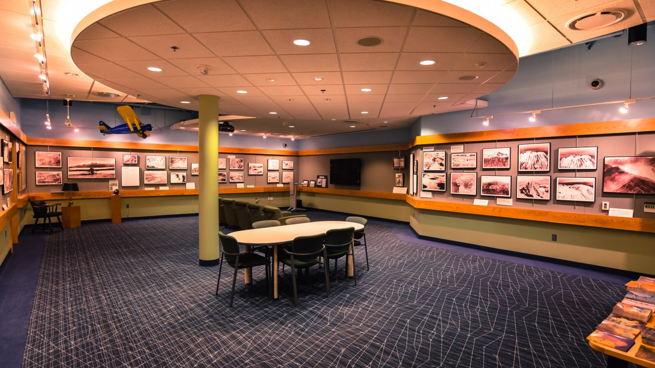 Upjohn Center conference room