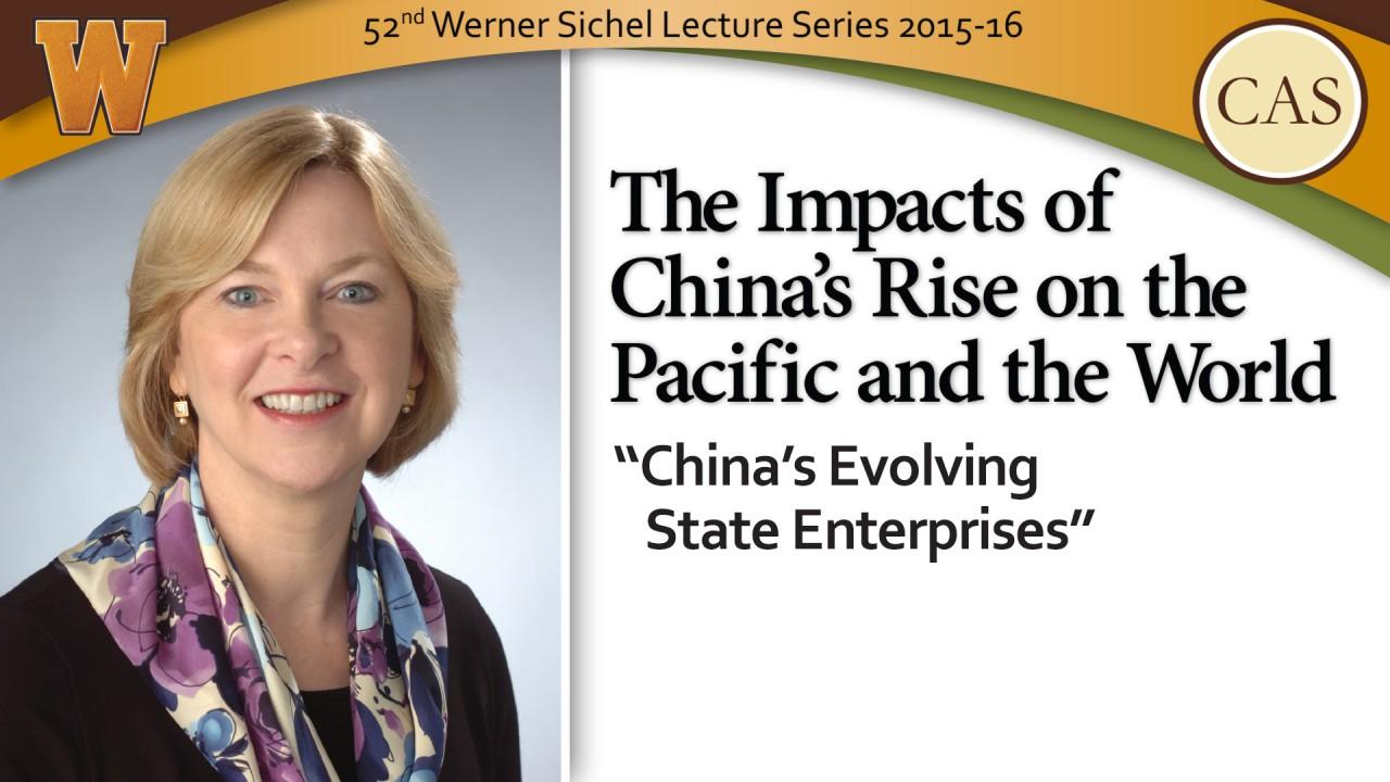 Werner Sichel Lecture Series