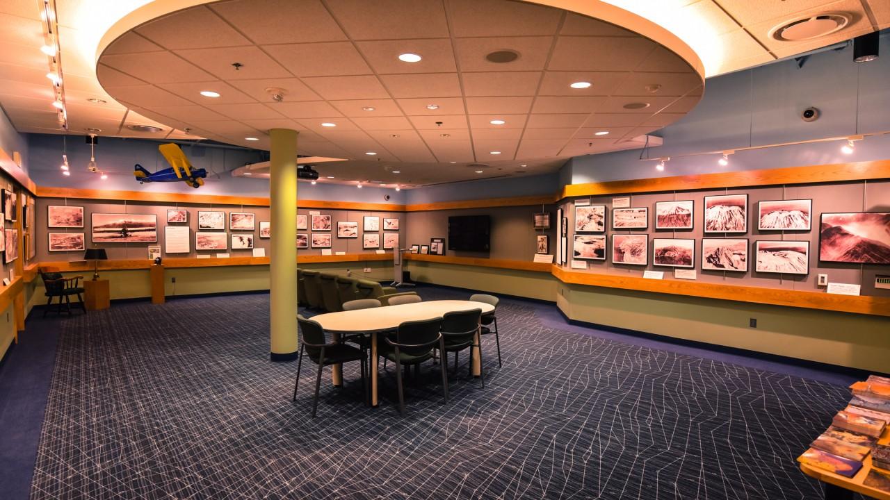 Upjohn Center conference room