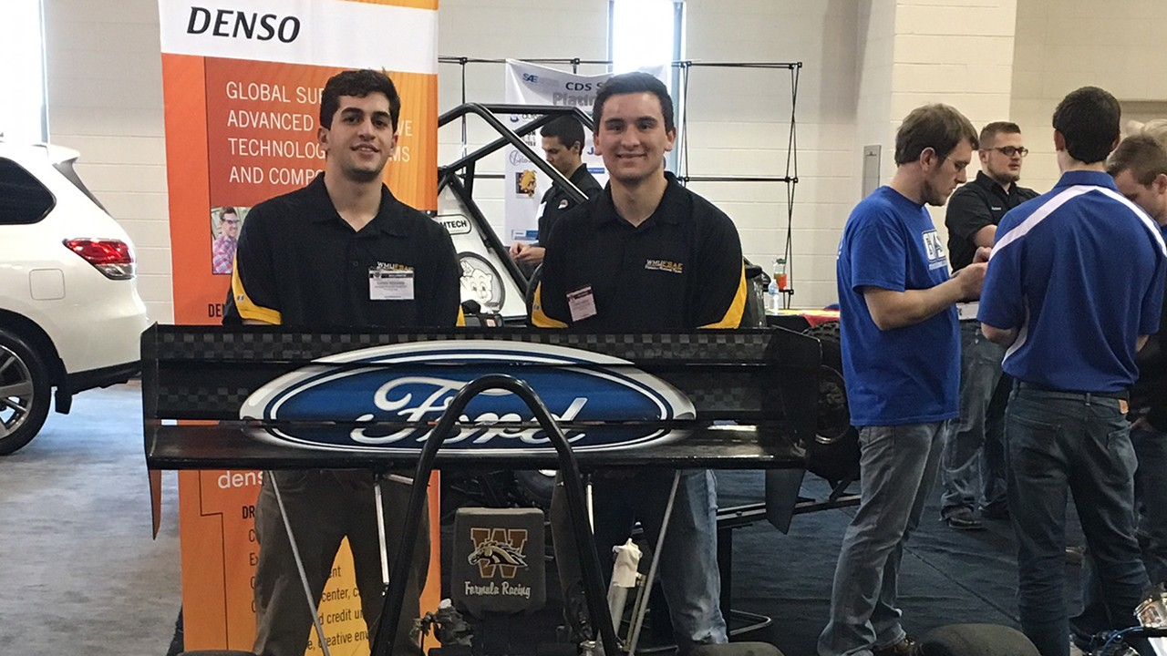 WMU engineers in the spotlight at Michigan International Auto Show