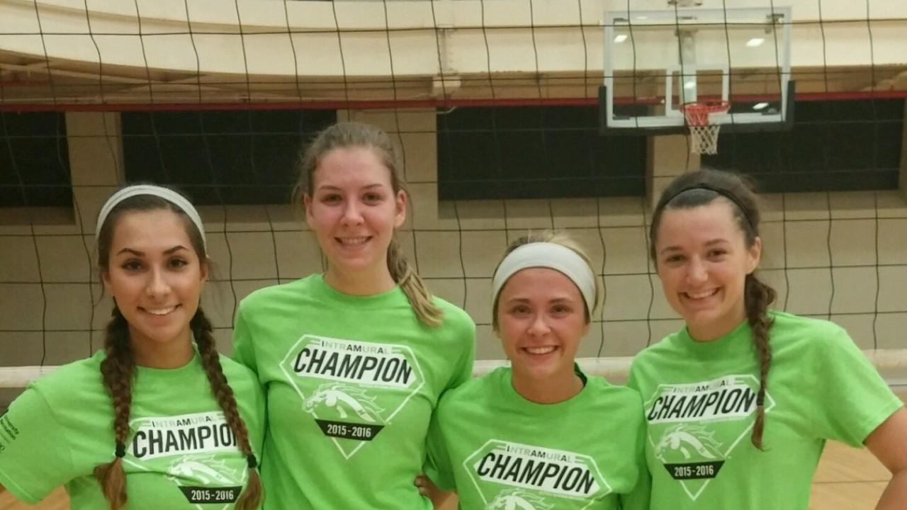 6 Player Volleyball Women