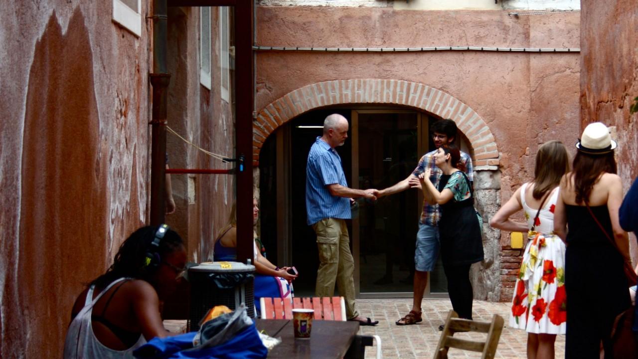 Katherine Kolean's photo from The Italian Journey study abroad program