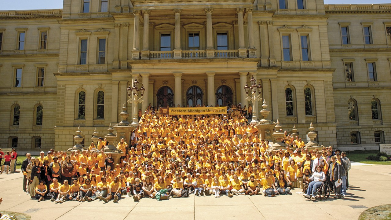 WMU Day at the Capitol