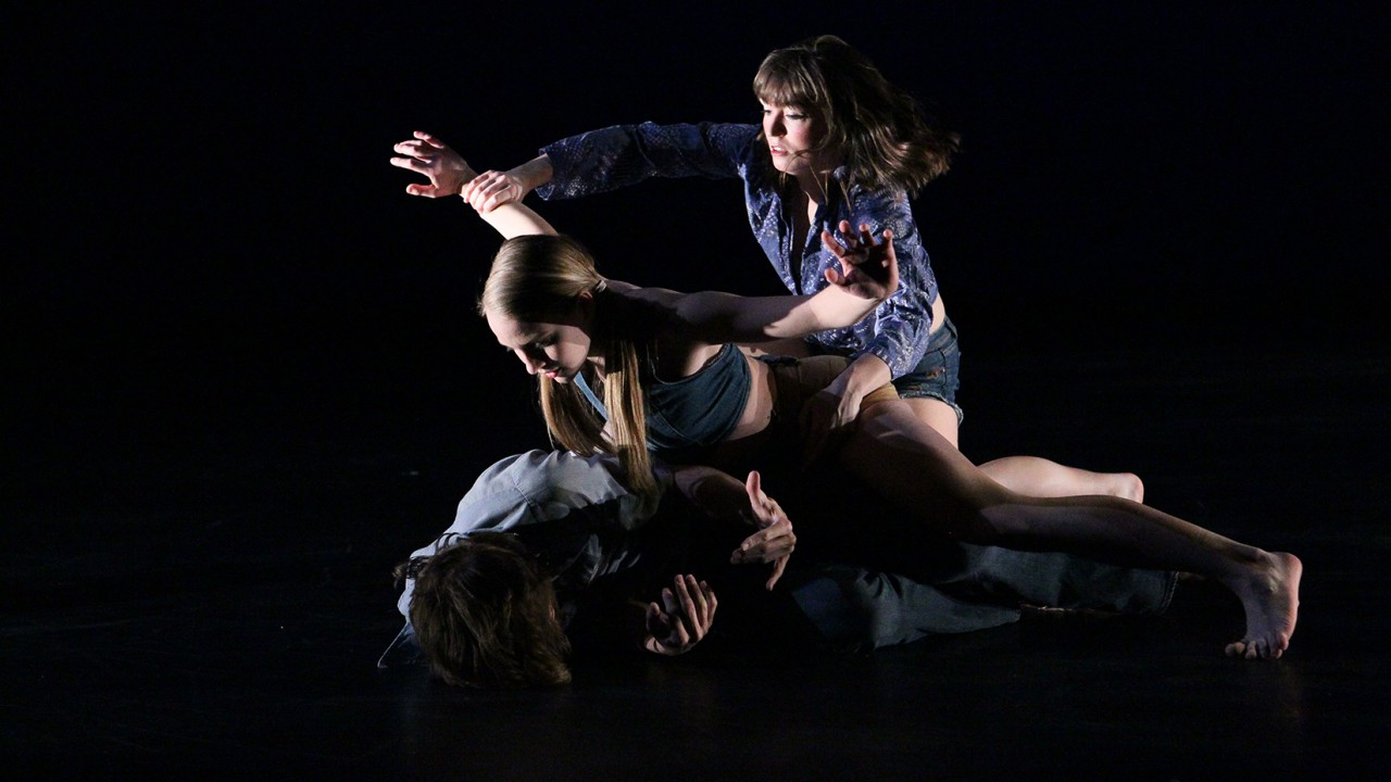 The illusion has been just a dream  (Choreographed by Carolyn Pavlik) slide 3