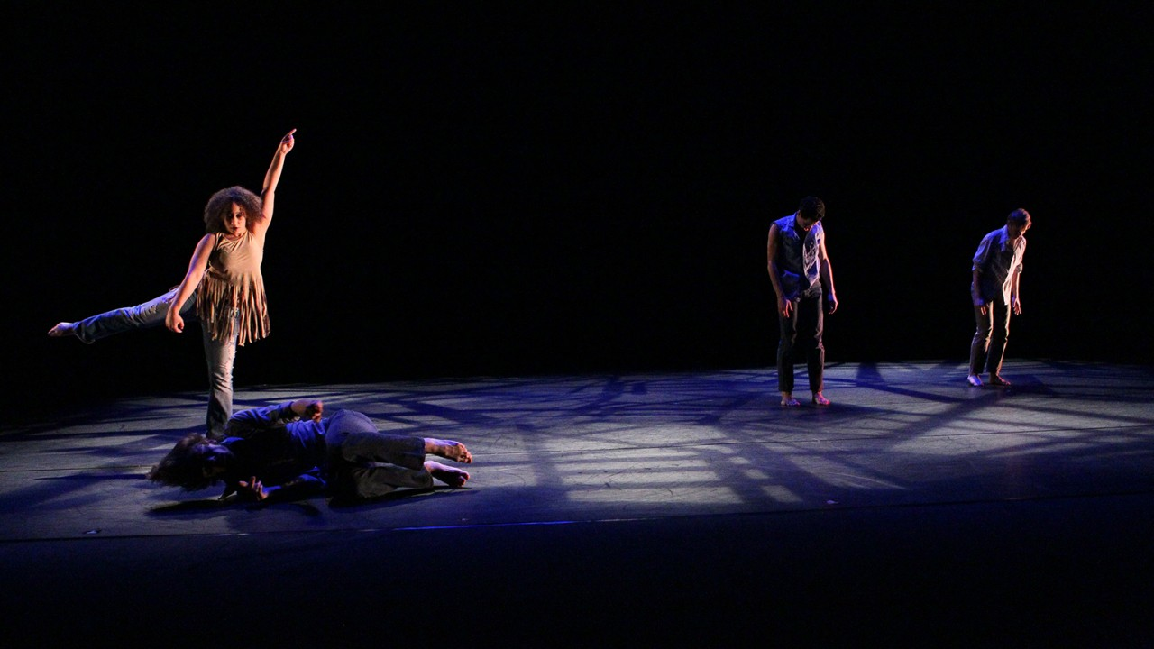The illusion has been just a dream  (Choreographed by Carolyn Pavlik) slide 2