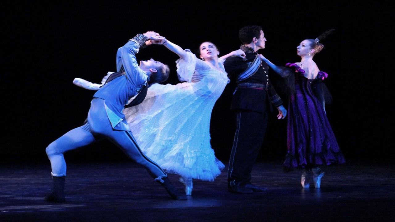 "Performance of Antony Tudor's ""Lilac Garden"""