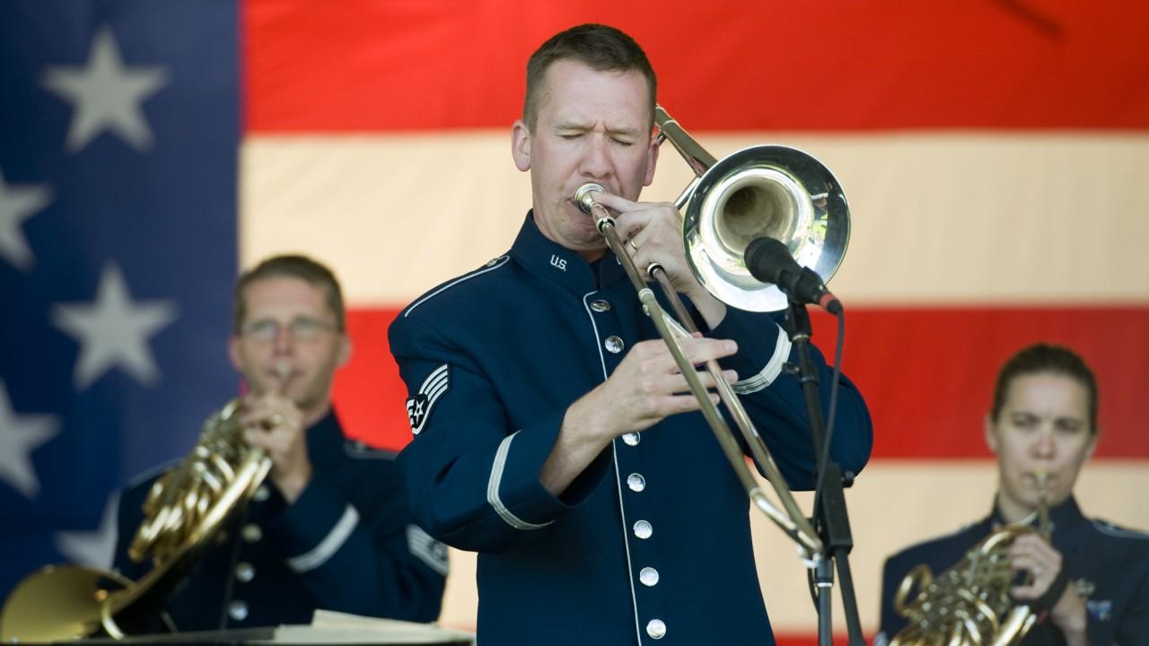 Ben Kadow, trombone