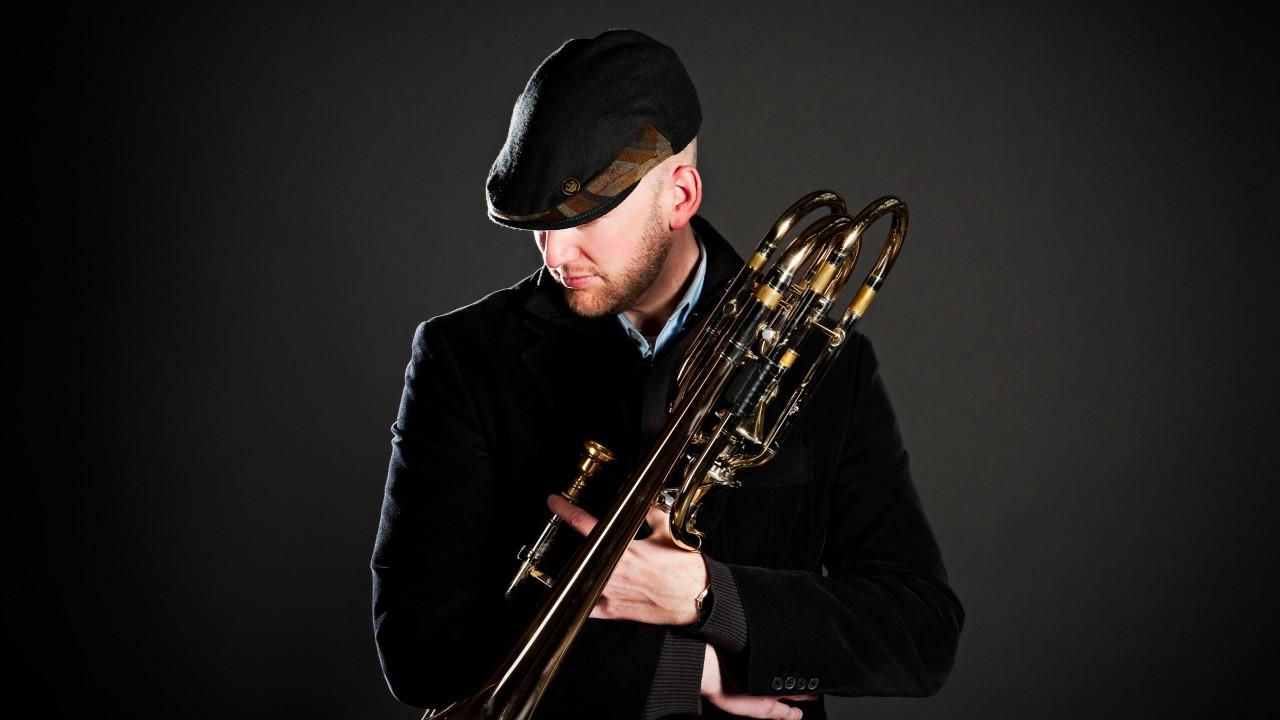 Dr. David Krosschell, bass trombone
