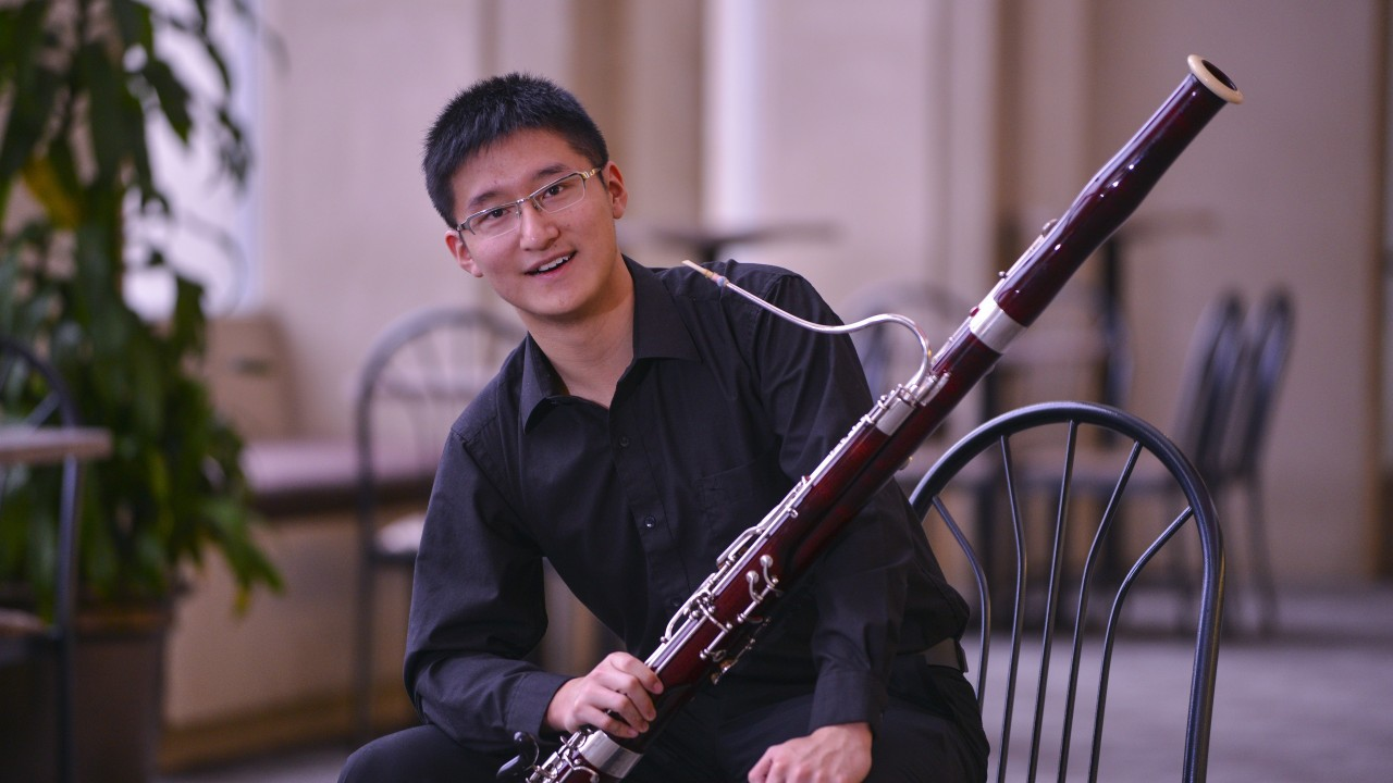 Mingyuan Yang, Bassoon